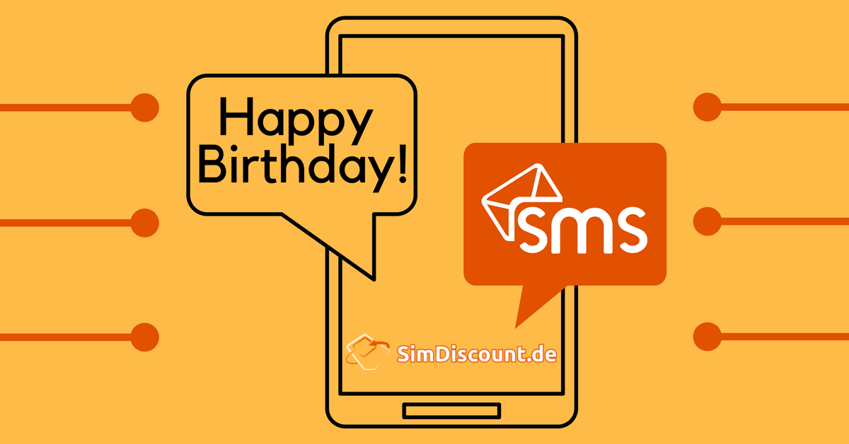 25 Jahre SMS: Happy Birthday!